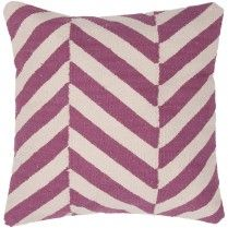 Medina Amethyst Throw Pillow