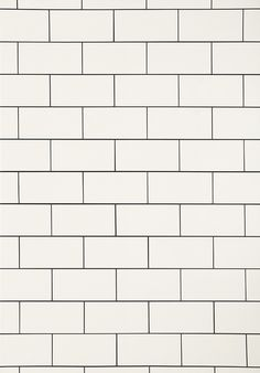 White Subway Tile Charcoal Grout White Subway Tile