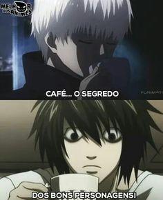 Café! então esse é o segredo