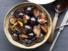 Glazed Figs from #FNMag