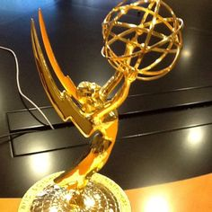 I would thank ________ first if I won an award at the #DaytimeEmmys