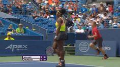 Serena Gets Back On Winning Track
