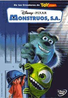 Monstruos SA online latino 2001 VK