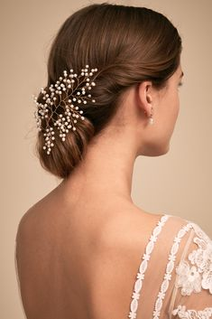 Saige Headpiece from @BHLDN