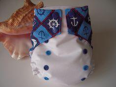 Nautical OS AIO by Dutch Baby Boutique