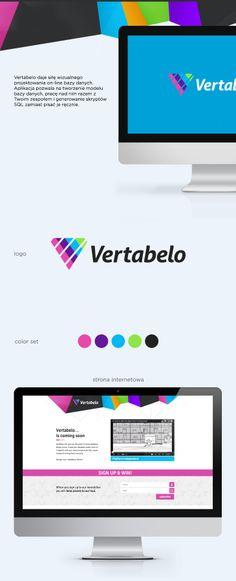 Vertabelo webdesign