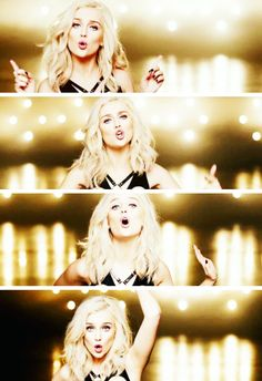 Perrie in Move!