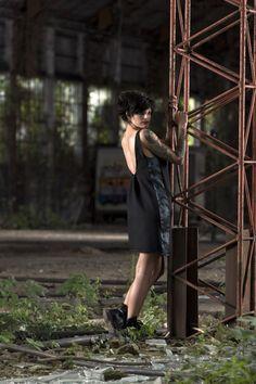 #gabrielladeplano #fashion #collection2013 # dress #piton #moda #madeinitaly #elegant