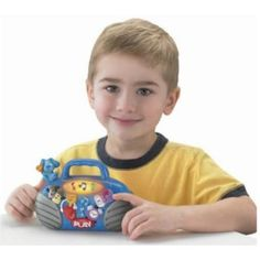Blue's Clues Boom Box Buddy (Toy)  http://www.howtogetfaster.co.uk/jenks.php?p=B0061F9IS8  B0061F9IS8