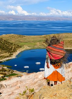 Beautiful Lake Titicaca Bolivia Travel, Wide World, Life Is An Adventure, Ancient Civilizations, Wow Products, South America, Scenery, Journey, Tours