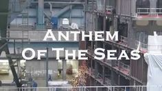 ANTHEM OF THE SEAS - Early Look in May 2014: New Cruiseship under construction at Meyer Werft .