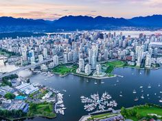 Why we love it: Visit Vancouver, and it's easy to see why there are so many devoted loyalists to the western Canadian city. Downtown Stanley Park has more than 1,000 acres of waterfront and woodlands, and for those looking to spend some time inside, the Anthropology Museum at the University of British Columbia has one of the best collections of indigenous art in the world. As one of the most ethnically diverse cities in Canada, Vancouver also aims to be the greenest city in the world by…