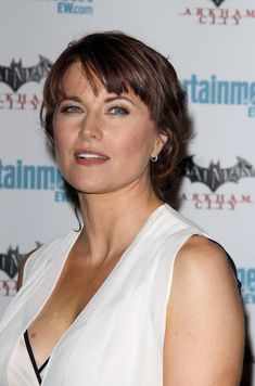 Glamorously Seductive Lucy Lawless ...Phenomenal spectacle of female beauty... In 2009 Lawless guest-starred in the HBO series, Flight of the Conchords as Paula, assistant to the Prime Minister of New Zealand.