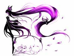 Purple Butterfly by ZephyraVirgox.deviantart.com on @DeviantArt