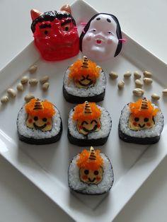 DSC04472 Fun Food, Good Food, Bento Ideas, Sushi, Japan, Halloween, Cooking, Cute, Desserts