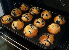 W mojej kuchni: Muffinki z jagodami wg Aleex