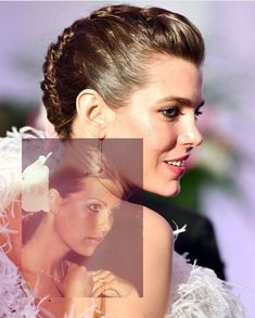 ellas de Monaco  #aranagatips #moda #collage #style #carolinademonaco #charlottecasiragh