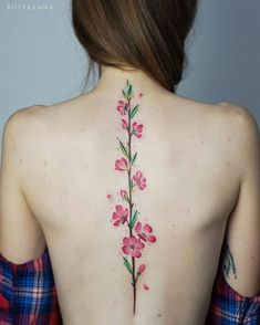 Gorgeous Back Tattoo Designs That Will Make You Look Stunning; Back Tattoos; Tattoos On The Back; Back tattoos of a woman; Little prince tattoos; Pretty Tattoos For Women, Spine Tattoos For Women, Back Tattoo Women, Beautiful Tattoos, Botanisches Tattoo, Tattoo Son, Tattoo Hals, Tattoo Neck, Tattoo Quotes
