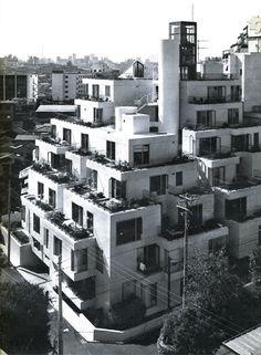 Villa Sereena | Tokyo, Japan | 1971 | Sakakura Associates