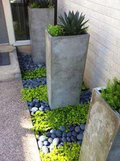 nice 99 Incredible Modern Rock Garden Ideas to Make Your Backyard Beautiful http://www.99architecture.com/2017/03/03/99-incredible-modern-rock-garden-ideas-make-backyard-beautiful/
