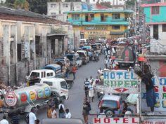 Haiti / Port-au-Prince. I'VE BEEN THERE