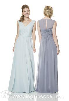 Bari Jay  Bridesmaid Dress 1514
