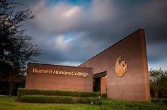 Burnett Honors College on the UCF Campus