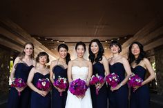 St . Francis Winery @stfranciswinery Jewel tone purple pink fuchsia Wedding bouquet flowers.  Jerry Yoon Photography @Jerryyoonphoto @fleursdefrance Fleurs de France - Sonoma, Napa Valley, Calistoga, Healdsburg, St Helena, Wine Country, Wedding Florist & Event Designer