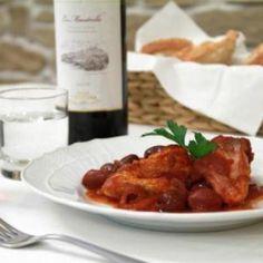 IMG_0124 Italian Foods, Italian Recipes, Santa Cristina, Tandoori Chicken, Meat, Ethnic Recipes