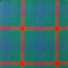 Agnew Tartan by the