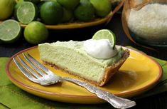Gluten/Dairy Free Key Lime Pie