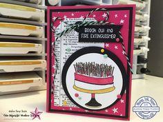 One Stampin' Mother Tucker: Stamp Ink Paper 31 Birthday Challenge