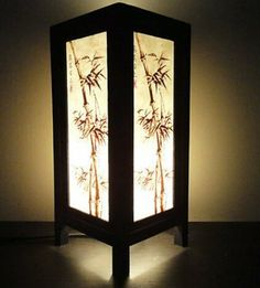 Thai Vintage DIY Handmade ASIAN Oriental Japanese Bamboo Trees Art Bedside Table Light Paper Lamp Shades Home Bedroom Garden Decor Modern Design, http://www.amazon.com/dp/B00FQ90PKA/ref=cm_sw_r_pi_awdm_2dDrtb0GDJKD2