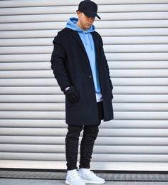 Winter Street Wear