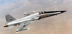 The Northrop F-5 Freedom Fighter has had numerous variants and, as was intended, been used by a large number of smaller friendly air forces throughout the world.