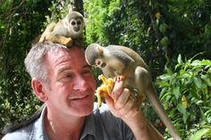 """The Amazon: Colombia is a naturalist's paradise, with more vertebrate species than any other country on Earth, including over 160 species of hummingbird and more than 800 types of frog    Brand new and exclusive to Eden, Wild Colombia with Nigel Marven (4x60"""" series), takes viewers on a journey with Nigel from the Andes to the Amazon, and the Pacific to the Caribbean. He travels to Colombia's major habitats to meet rare and unusual creatures, many filmed for the very first time."""