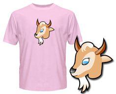 Goat T Shirts - Wuggle.co.uk - £9.99