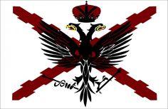 Bandera de Infanteria S XVI .