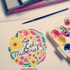 Eid Craft for decoration