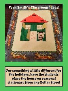 Christmas Addition and Subtraction Fact Families Center and Notebook Activities #Christmas #TPT $paid #TeachersFollowTeachers #FernSmithsClassroomIdeas