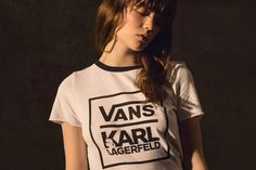 Here's Every Single Item in Karl Lagerfeld x Vans' Upcoming Collection