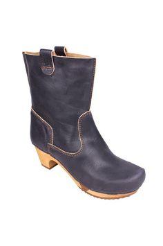 Sanita Jacoba Black Flex Boot