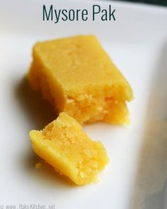 mysore-pak-traditional by Raks anand, via Flickr