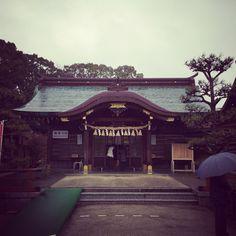 結城神社 (Yuhki Jimja Shrine)