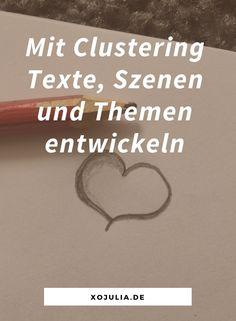 Clustern zum Schreiben nutzen