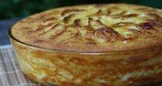 Le gâteau aux pommes : la recette de grand-mère pour le rendre plus onctueux…..Affichez la suite