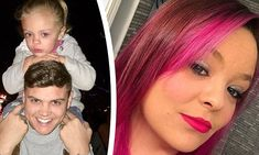 Teen Mom's Catelynn Lowell Baltierra back in treatment for third time Maci Teen Mom, Teen And Dad, Teen Mom Og, Celebrity Couples, Mail Online, Daily Mail, Third, Tv Shows, Dads