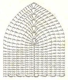 Copas Triangulares para Bikini | Blog a Crochet - ACrochet