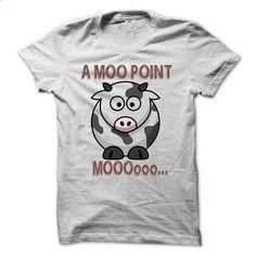 A MOO POINT - #photo gift #shirt dress