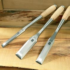 MHG Timber Frame Chisels made in Germany